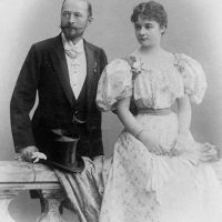 Emil_Behring_+_Else_Spinola_Hochzeitsfoto_1896